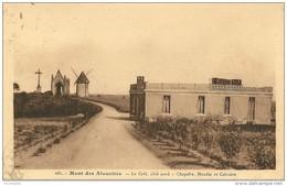 86  MONT Des ALOUETTES -  Le Café  Nord - Chapelle , Moulin  Et Calvaire - Frankreich