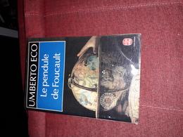 Umberto Eco Le Pendule De Foucault Livre De Poche 796 Pages - Livres, BD, Revues