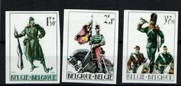 1293/95  **  Non Dentelé N° Verso 198 - Ongetande