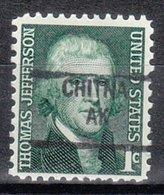 USA Precancel Vorausentwertung Preo, Locals Alaska, Chitina 841 - Vereinigte Staaten