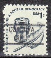 USA Precancel Vorausentwertung Preo, Locals Alaska, Cordova 841 - Etats-Unis