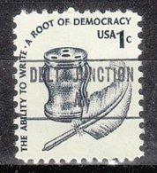 USA Precancel Vorausentwertung Preo, Locals Alaska, Delta Junction 853 - Vereinigte Staaten