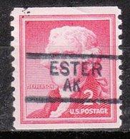 USA Precancel Vorausentwertung Preo, Locals Alaska, Ester 835,5 - Vereinigte Staaten