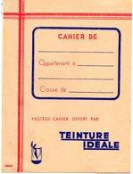 Protège Cahier. Teinture Idéale. - Book Covers