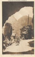 Corniche De Bougie à Djidjelli - Tunnel De Dar-el-Oued, Bourricot - Carte LL N° 19 Non Circulée - Algérie