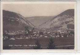 FLEURIER - VUE GENERALE - 31.01.32 - NE Neuchâtel