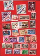 Lot De 29 Timbres CCCP NOYTA URSS Oblitérés - Russie & URSS