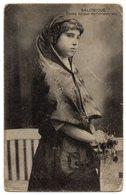 CPA   SALONIQUE    1918   DAME TURQUE DE L ARISTOCRATIE - Turchia