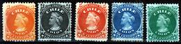 CHILI 1867  SET  MH   /   NO GUM UNUSED - Chili