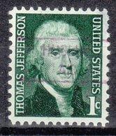 USA Precancel Vorausentwertung Preo, Locals Alaska, Huslia 841 (a1.5), Stamp Thin - Etats-Unis