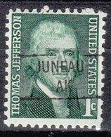 USA Precancel Vorausentwertung Preo, Locals Alaska, Juneau 841 - Vereinigte Staaten