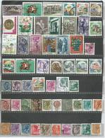 Timbres Italie Obliteré - 1961-70: Oblitérés