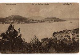 CPA   CONSTANTINOPLE     1919     ILES DES PRINCES HALKI - Turchia