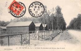 ¤¤  -  LE GAVRE   -  Camp De Prisonniers De Néricou Dans La Forêt    -  ¤¤ - Le Gavre