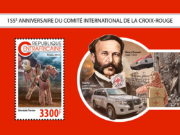 Central Africa  2018 Red Cross Dunant   S201811 - Central African Republic