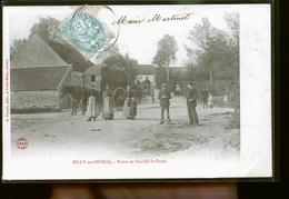BILLY SUR OURCQ 1900       JLM - France