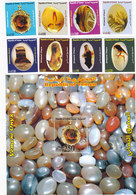 Yemen Rep. 2007 ONYX 8 Stamps + 1.s.sh. MNH- Compl.set - Nice Scarce Topical - Red. Price- SKRILL PAY ONLY - Yemen