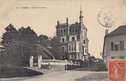CPA - Cassel - Castel Yvonne - Cassel