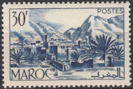 N° 305 - X X - ( C 1863 ) - Maroc (1891-1956)