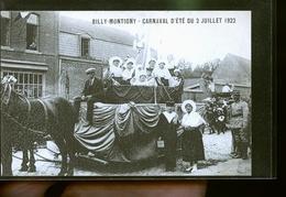 BILLY MONTIGNY CARNAVAL                 JLM - France