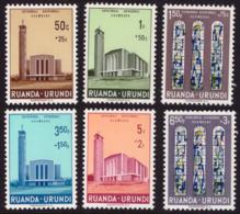 Ruanda 0177/95** Usumbura MNH - 1948-61: Neufs