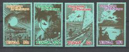TONGA YVERT  755/58   MNH  ** - Tonga (1970-...)