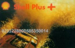 Estonia Fuel Station Card, Shell (1pcs) - Estonia