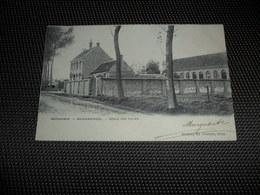 Meerdonck  Meerdonk  ( Sint - Gillis - Waas )  Meisjesschool - Sint-Gillis-Waas