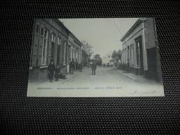 Meerdonck  Meerdonk  ( Sint - Gillis - Waas )  Schoolstraat - Sint-Gillis-Waas