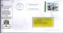 """32.GERS .OMEC NEOPOST NDE """"32.AUCH CTC/18h/2006""""   AECR   (AUCH) - Annullamenti Meccanici (pubblicitari)"""