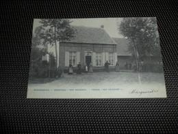 """Meerdonck  Meerdonk  ( Sint - Gillis - Waas )  Hofstede """" Het Neerhof """" - Sint-Gillis-Waas"""