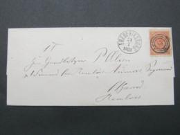 Brief Aus FREDERIKSBORG - 1864-04 (Christian IX)