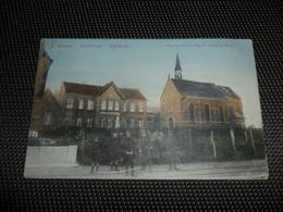 Hamme    Hospitaal   N° 5   Gekleurd - Hamme