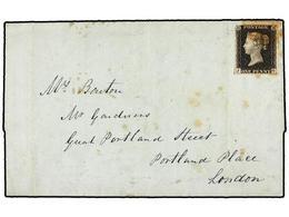 PERU. 1840 (4 Septiembre). CALLAO A LONDON. Circulada Privadamente Hasta Liverpool Y Allí Depositada Al Correo Con Sello - Unclassified