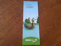 Marque Page Canard Colvert - Bookmarks