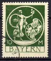 Bayern Mi 194, Gestempelt [180516VII] - Bavière