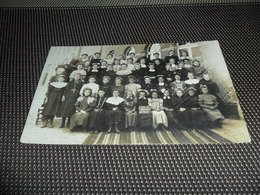 Kieldrecht   Carte Photo  Fotokaart  S. S.  V. De Paul  Externat  II - 1908  ( Niet Verstuurd ) - Beveren-Waas