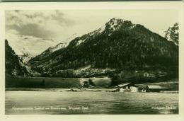 AUSTRIA - ALPENGASTSTÄTTE SEEHOF AM BRENNERSEE - WIPPTAL - TIROL - EDIT MONOPOL - RPPC VINTAGE POSTCARD  (BG1885) - Austria