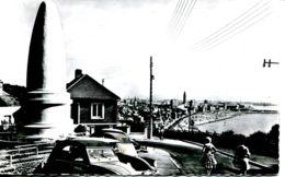 N°67921 -cpsm Le Havre Sainte Adresse -voitures 2 Cv Et Ds Citroen- - Passenger Cars