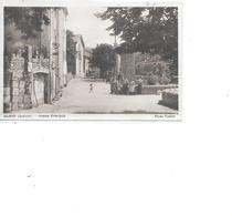 CARTE POSTALE 07 ALBON AVENUE PRINCIPALE - France