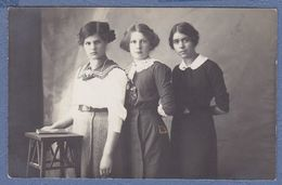 1912.Slovenia Radenci Bad Radein Girl Girls Woman Women Old Original Photography - Anonymous Persons