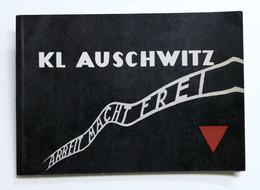 Storia Olocausto Lager - KL Auschwitz - Comité International D'Auschwitz - S.d. - Livres, BD, Revues