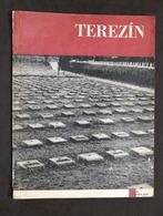 Storia - Olocausto - Lager - Terezin - Nase Vojsko - SBP  - Anni '60 - Livres, BD, Revues