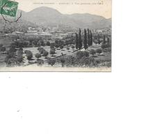 CARTE POSTALE 07 ALISSAS VUE GENERALE VOYAGEE - France