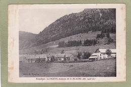LA MORTE  HAMEAU DE LA BLACHE 1438M - Frankreich