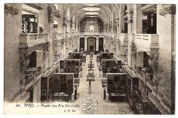 PARIS (75) - Musée Des Arts Décoratifs - Ed. I. P. M. - Museums