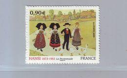 FRANCE 2009 - Autoadhésif  Y&T N° 370 - Hansi (Jean-Jacques Waltz) Peintre Alsacien - Neuf ** - France