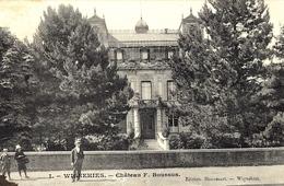 1 - WIGNEHIES - Château  F. Boussus  -ed. Hennecart - Autres Communes