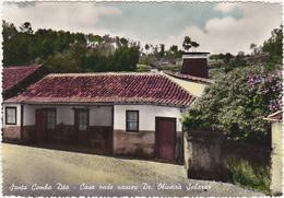 Portugal - Santa Comba Dao - Casa Onde Nasceu Dr. Oliveira Salazar - Sonstige