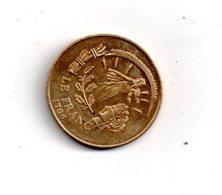 Médaille - Le Franc - L'Euro-voir état - France